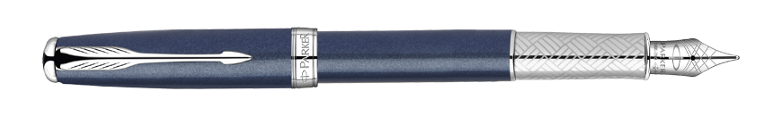 Parker Sonnet Secret Shell Blue