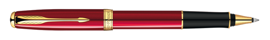 Parker Sonnet Red Laque GT