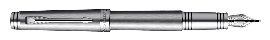 Parker Premier Monochrome Titanium