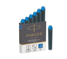 Inkoustové bombičky krátké modré