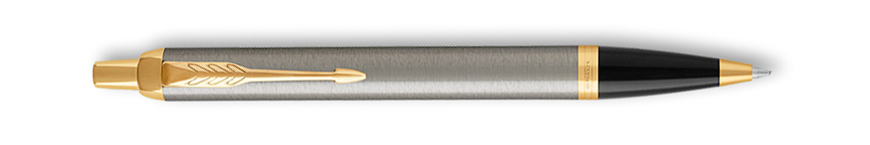 Parker Brushed Metal GT - sada
