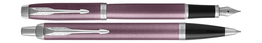 Parker Royal IM Core Light Purple CT - sada