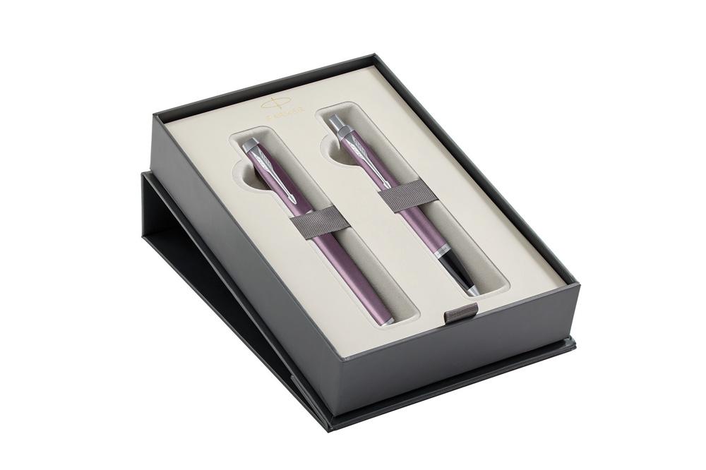 Parker Royal IM Core Light Purple CT - sada další obrázek 1