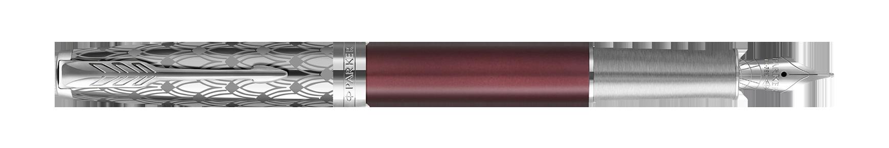 Parker Royal Sonnet Premium Metal Red CT