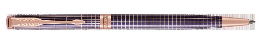 Parker Royal Sonnet Purple Chiselled PGT
