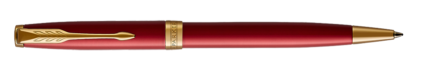 Parker Royal Sonnet Red GT - sada