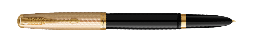 Parker Royal 51 Deluxe Black GT