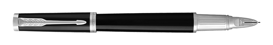 Parker Royal Ingenuity Black Lacquer CT