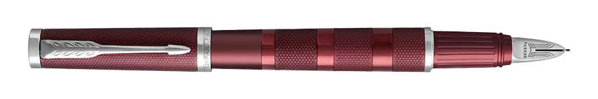 Parker Royal Ingenuity Deluxe Deep Red