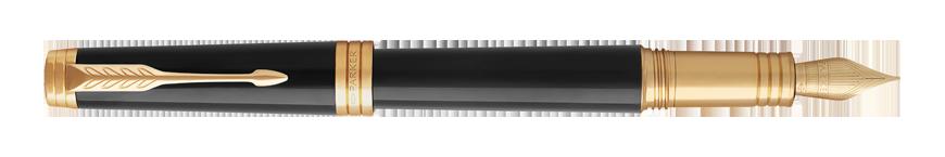 Parker Royal Premier Black Lacquer GT
