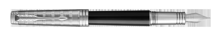 Parker Premier Custom Tartan Lacquer & Metal CT