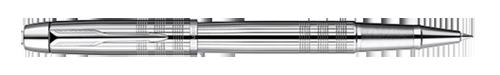 Parker IM Premium Shiny Chrome Chiselled