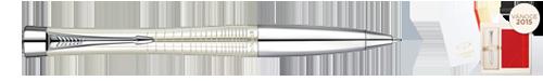 Parker Urban Premium Pearl Metal Chiselled - sada