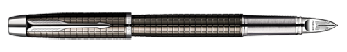 Parker 5TH Deep Gun Metal Chiselled