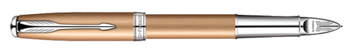 Parker 5TH Sonnet Pink Gold