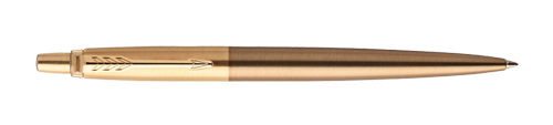 Parker Royal Jotter Premium West End Brushed Gold