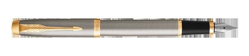 Parker Royal IM Core Brushed Metal GT