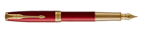 Parker Royal Sonnet Red GT