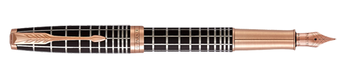 Parker Royal Sonnet Brown Rubber PGT