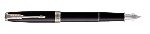 Parker Royal Sonnet Black CT