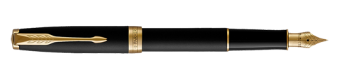Parker Royal Sonnet Matte Black GT