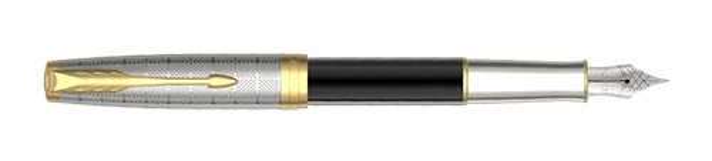 Parker Royal Sonnet Premium Metal Black GT
