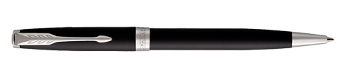 Parker Royal Sonnet Matte Black CT