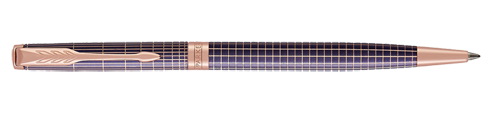 Parker Royal Sonnet Purple Chiselled PGT