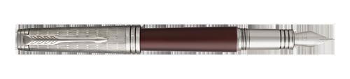 Parker Royal Premier Custom Crimson Red