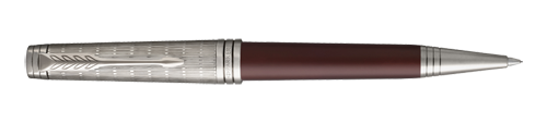 Parker Royal Premier Custom Crimson Red