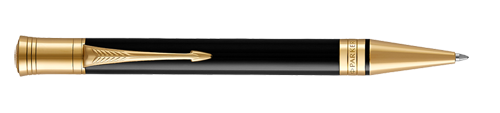 Parker Royal Duofold Classic Black GT